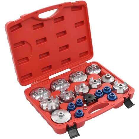 80-120 mm BRILLIANT TOOLS BT711004 KS Tools-Chiave Universale per Filtro dellolio