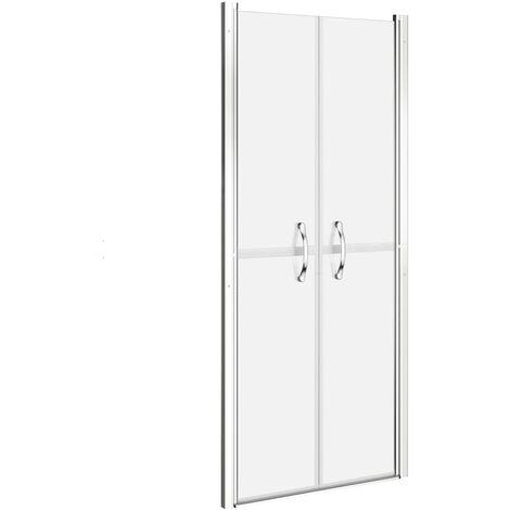 """main image of """"vidaXL Shower Door Frosted ESG 71x190 cm"""""""