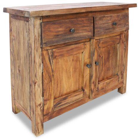 """main image of """"vidaXL Sideboard Solid Reclaimed Wood 75x30x65 cm - Brown"""""""