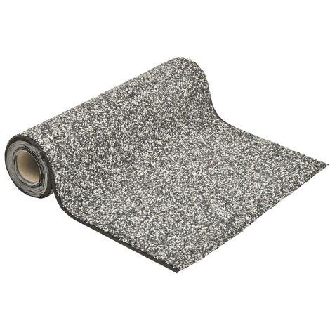 vidaXL Stone Liner Grey 1000x60 cm