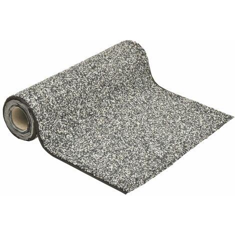 vidaXL Stone Liner Grey 250x60 cm