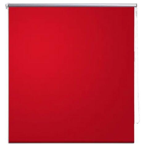 vidaXL Store Enrouleur Occultant Pare-vue Pare-soleil Fenêtre Salon Chambre à Coucher Bureau Maison Intérieur Multicolore Multi-taille