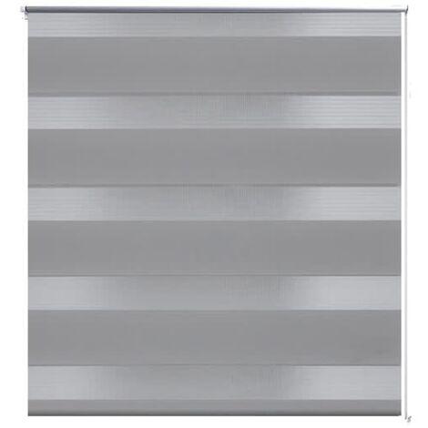 vidaXL Store Enrouleur Tamisant Store Occultant Pare-vue Fenêtre Salon Chambre à Coucher Maison Intérieur Multicolore Multi-taille