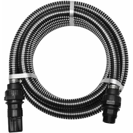 """main image of """"vidaXL Suction Hose with Connectors Watering Pipe Multi Sizes Multi Colours"""""""