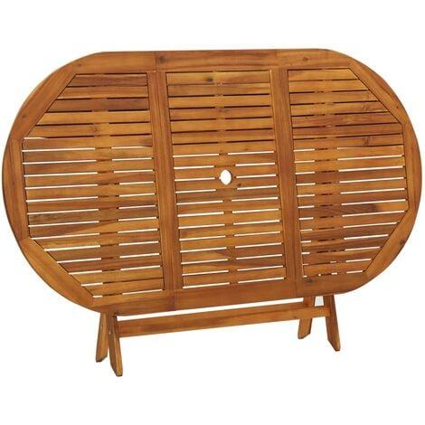 Formas y medidas de las mesas de jardín