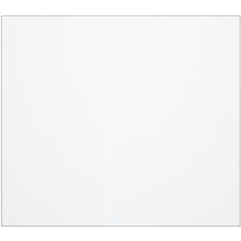 vidaXL Table Protector Matt 100x90 cm 2 mm PVC - Transparent