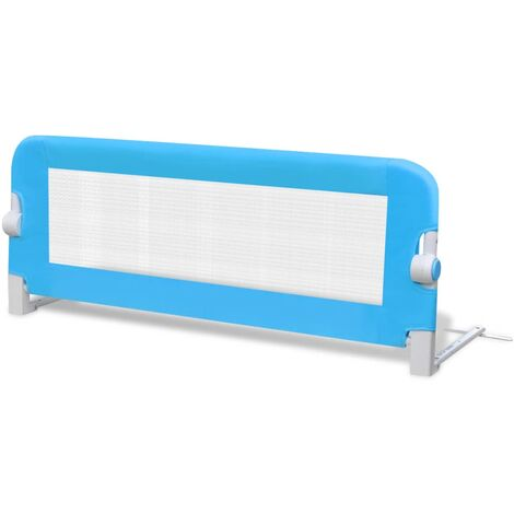 """main image of """"vidaXL Toddler Safety Bed Rail Baby Child Kids Nursery Rail Bedroom Protective Gate Home Bed Room Furniture 102 x 42 cm/150 x 42 cm Multi Colour"""""""