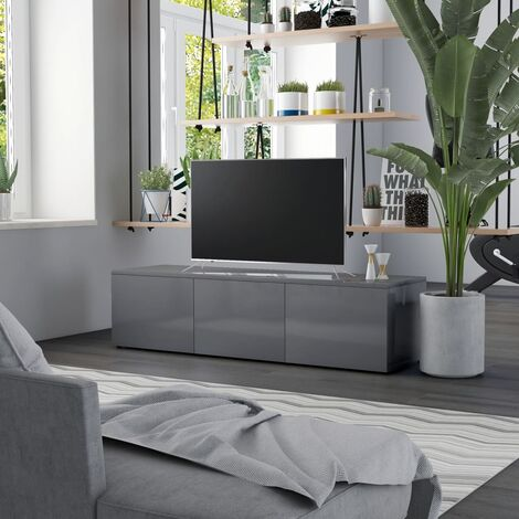 """main image of """"vidaXL TV Cabinet with Drawers Living Room Bedroom Furniture Hifi Media Stand Stereo Cabinet TV Unit Storage Lowboard Chipboard Multi Colours"""""""