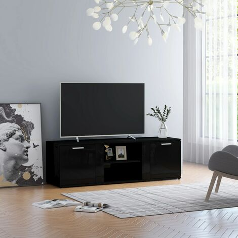 vidaXL TV Cabinet Furniture Bedroom Living room Furniture Hifi Sideboard Stereo Media Stand Storage Unit Lowboard Chipboard Multi Colours