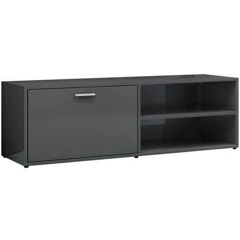 vidaXL TV Cabinet TV Stand HiFi Cabinet Lowboard Stereo Cabinet Plasma Cabinet Sideboard Cupboard Living Room Furniture Chipboard Multi Colours
