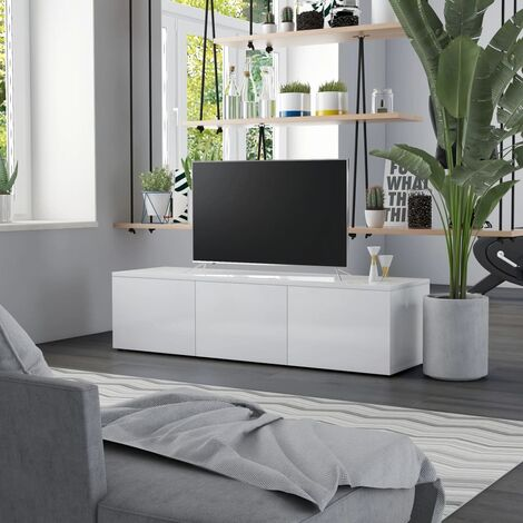 vidaXL TV Cabinet with Drawers Living Room Bedroom Furniture Hifi Media Stand Stereo Cabinet TV Unit Storage Lowboard Chipboard Multi Colours