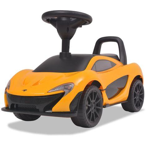 vidaXL Voiture à Chevaucher McLaren P1 Véhicule Jouet pour Enfants Multicolore