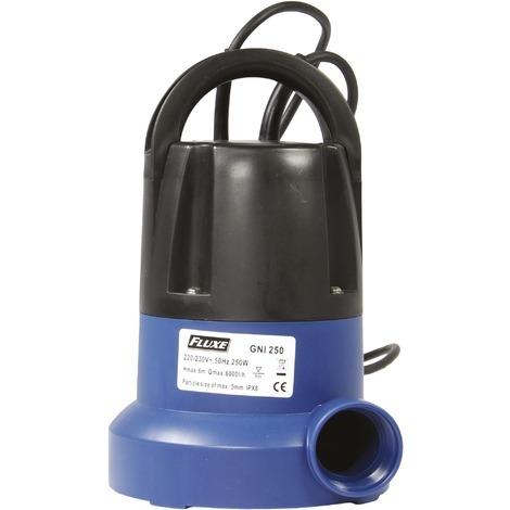 Vide-cave GNI250 Fluxe - 250 W - 6 m³/h - 0,6 bar