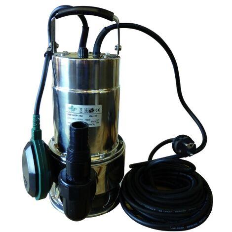 Vide cave inox 750W eau chargee 58016/DP-750