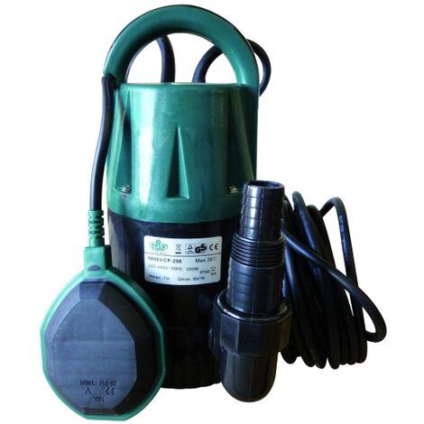 Vide cave plastique 250W eau claire 58003/CP-250