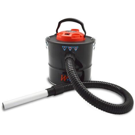 Vide cendres 600W 10L avec soufflerie - Warm Tech