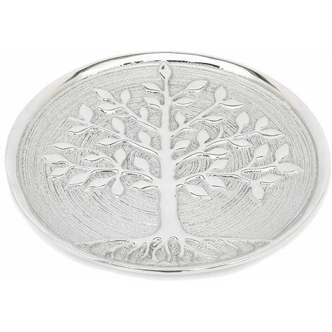 "main image of ""Vide poche en céramique Tree of life 27 cm"""