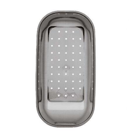 Vide-sauce gris transparent plastique - Blanco