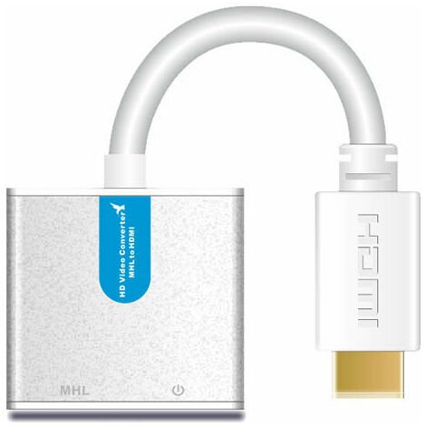 Video Convertidor MHL a HDMI HD LKV556 Lenkeng