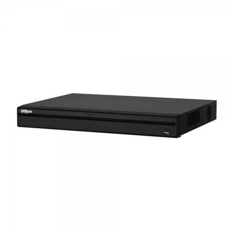 Videograbador Dahua de 16 canales + 2 IP acepta todo tipo de cámaras.