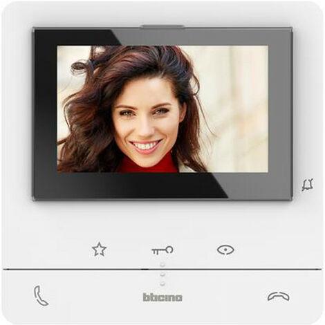 Vidéophone mains libres Bticino Classe 100V16B 2 Fils 344652