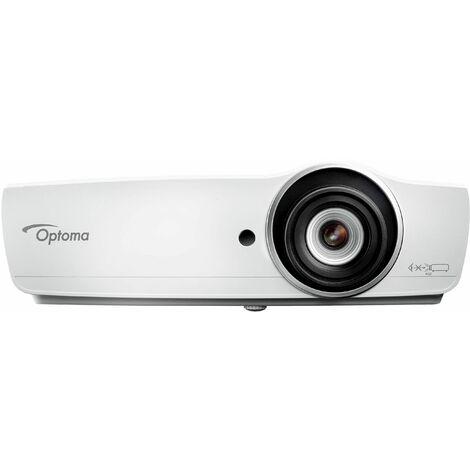 vidéoprojecteur home cinéma full hd 3d 5000 lumens - eh470 - optoma