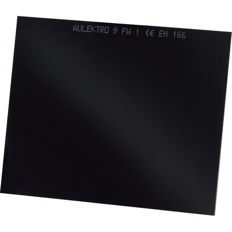 Vidrio de protección para soldador 51 x 108 mm DIN 8 (por 10)