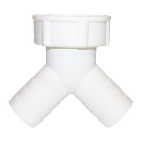 Viega Schlauchverschraubung 45° G1 x 20-24 mm Kunststoff
