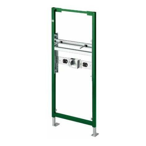 Viega Waschtisch-Element Viega Eco Plus 8158 in 1130mm Stahl grün