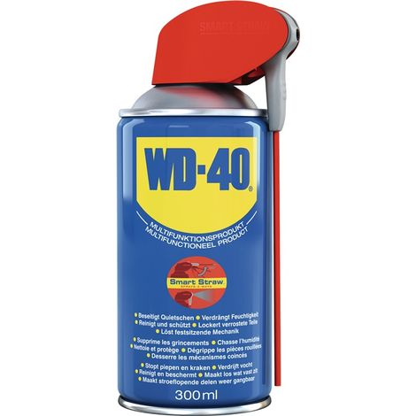 Vielzweckspray 300ml Spraydose-Smart-Straw WD-40
