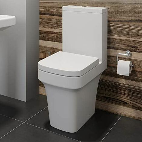 Vienne Comfort Height Toilet & Soft Close Seat