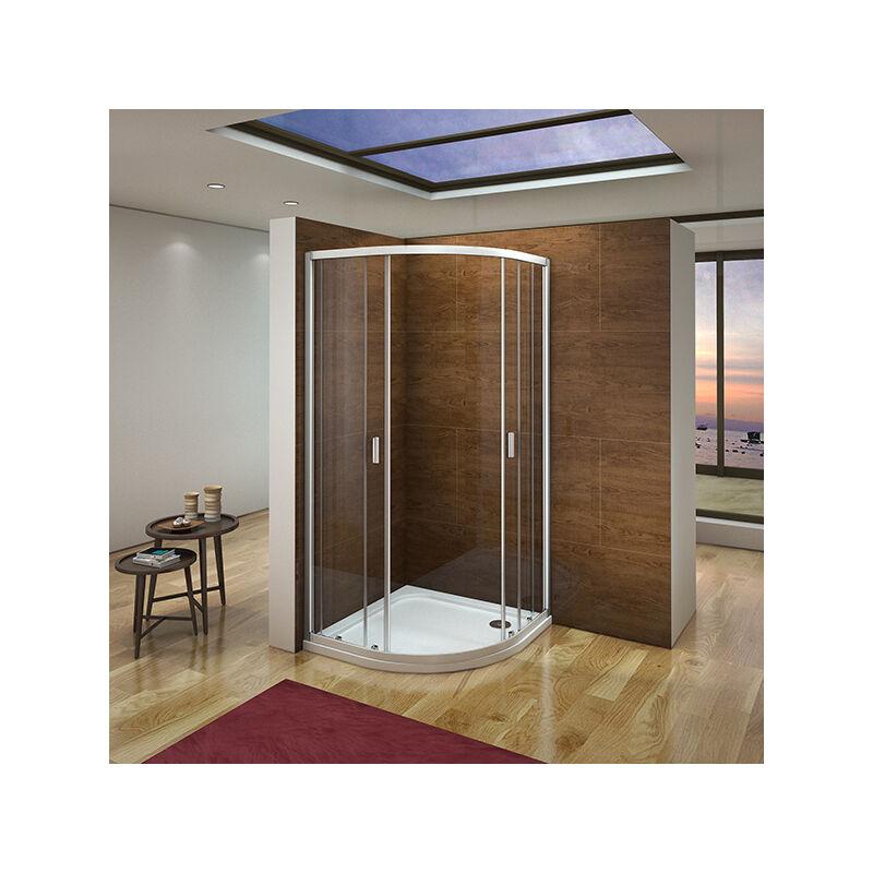 Duo 800 duschabtrennung for Aussenpool aufblasbar