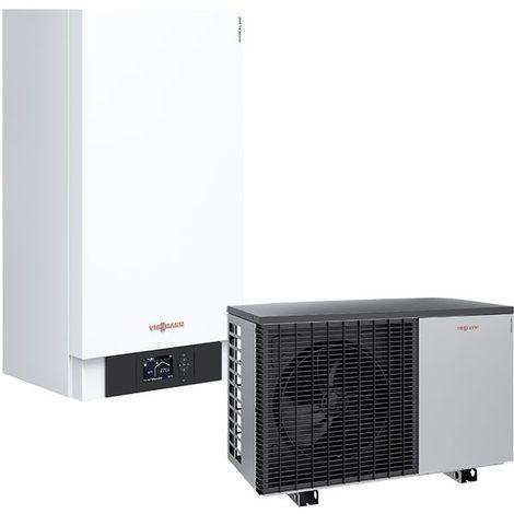 Viessmann Vitocal 200-A, Luft-Wärmepumpe in Monoblock-Ausführung
