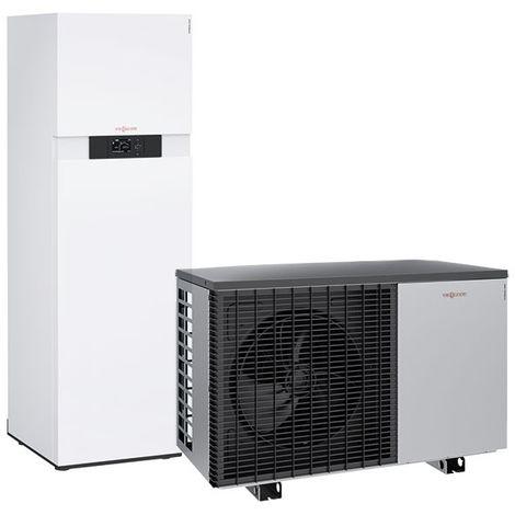 Viessmann Vitocal 222-A, Luft-Wärmepumpe in Monoblock-Ausführung