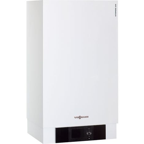 Viessmann Vitopend 200-W, Vitotronic 200, Gas-Kombitherme