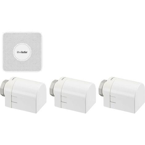 Viessmann wibutler Starter-Paket Radiator Care (1x wibutler, 3x ViCare Thermostate)
