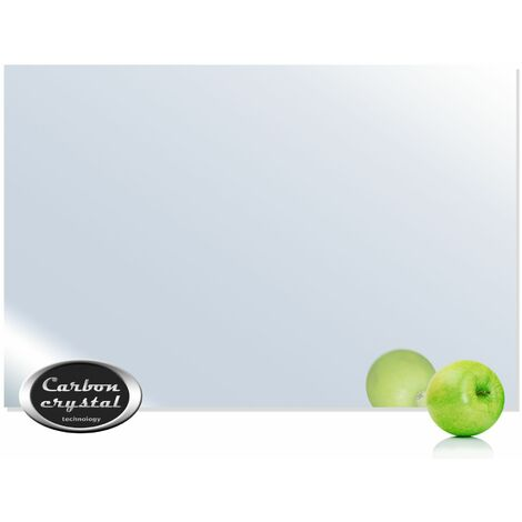 Viesta H580-SP Chauffage infrarouge 580 watts, miroir + thermostat VIESTA TH15