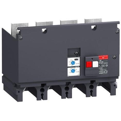 Vigi Mh 4P 200-440V Ca 0,03-10A Différentiel Pour Disjoncteur Nsx250 LV431536
