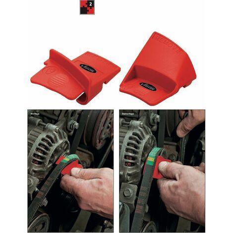 Vigor Assortiment d'outils pour courroie trapézoïdale à nervures - V3571