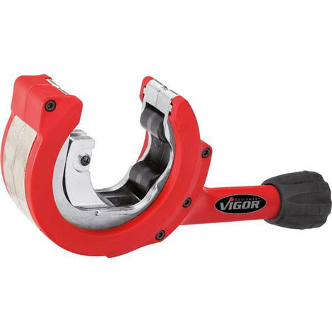 Vigor Coupe-tube à cliquet pour tuyau d'échappement - V3309