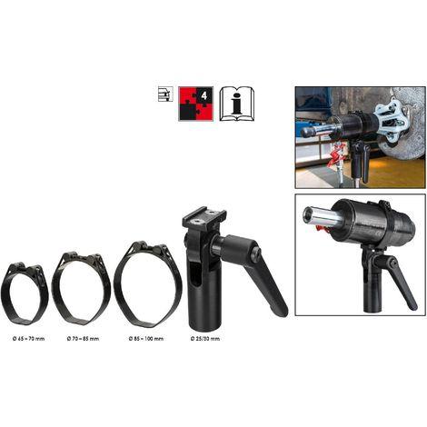 Vigor Jeu d'outils de support pour vérins hydrauliques - V4218