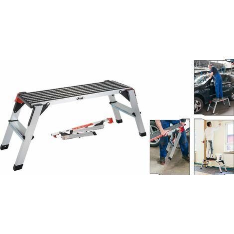 Vigor Plate-forme de sécurité, aluminium - V4638