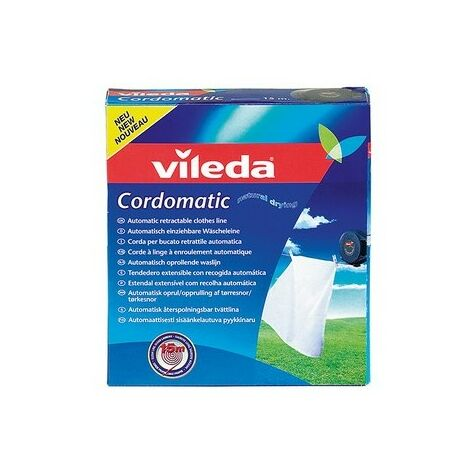 Vileda VIL102811 Cordomatic In / Out Line 15m