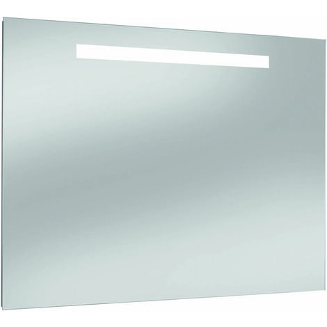 Villeroy & Boch More to See one mirror A43080, 800 x 600 x 30mm, with LED lighting for room control - A4308000