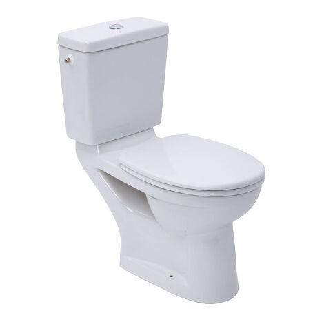 """main image of """"Villeroy & Boch Omnia WC à poser complet avec Cuvette + Abattant + Réservoir (SetOmnia)"""""""