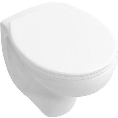 Villeroy & Boch O.NOVO Wand-WC tief, 360 x 530 mm weiß