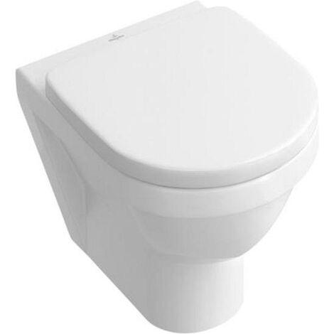 Villeroy + Boch WC-Sitz compact Omnia architectura 9M66E1 Weiß Alpin, 9M66E101