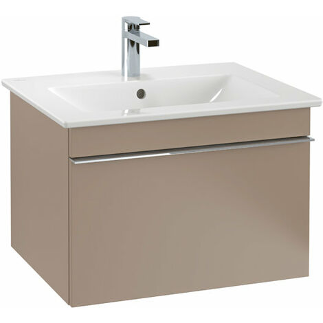 Villeroy & Boch Venticello Módulo de lavabo A933, 603x420x502mm, color: Olmo Impresso, mango: cromado brillante - A93301PN