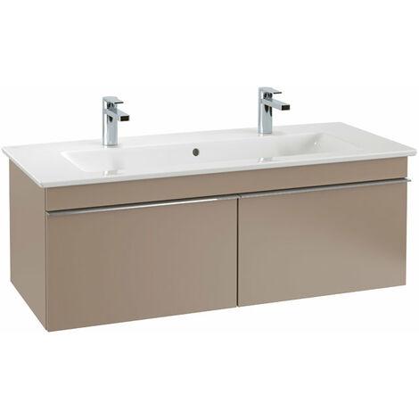 Villeroy & Boch Venticello Módulo de lavabo A938, 1153x420 mm, color: Olmo Impresso, mango: cromado brillante - A93801PN