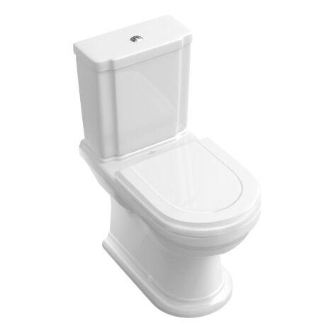 Villeroy & Boch WC à poser Hommage + abattant